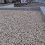 novostavba s plochou strechou