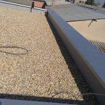 na plochú strechu bola použitá kvalitná izolácia a hydroizolácia