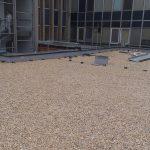 plochá strecha nemocnice - Šaca v Košiciach